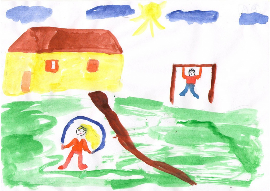 скачать музыку для утренней гимнастики в детском саду