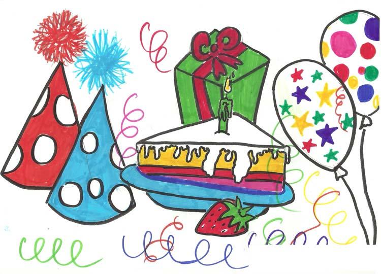 С днем рожденья тоха