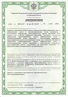 лицензия фсб ооо